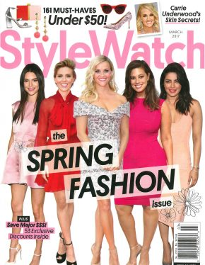 StyleWatch - March 2017